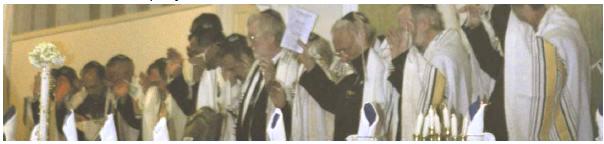 Yahwehs Priests